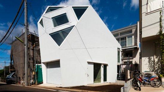 японские домики