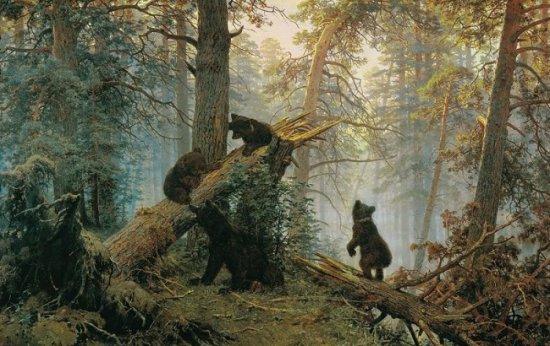 шедевры из Русского музея