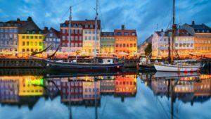 Лондон и Копенгаген