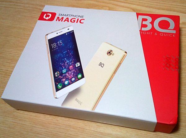 смартфон BQ Magic