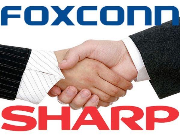 Foxconn и Sharp