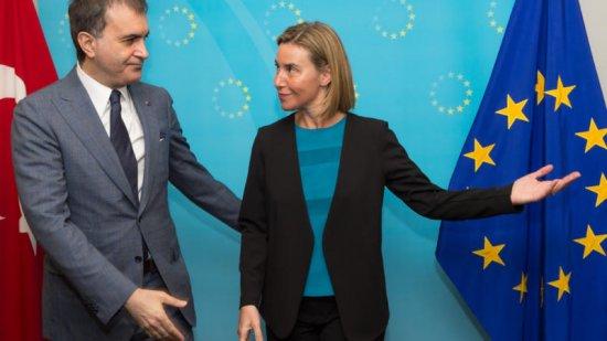 Министр по делам ЕС Турции
