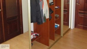 шкаф на съемной квартире