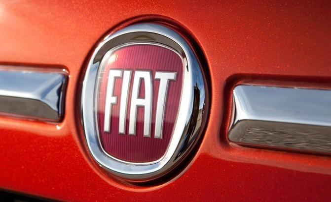 итальянский Fiat