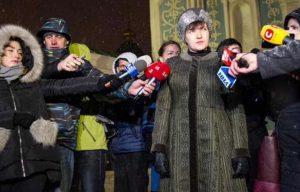Шапка Надежды Савченко