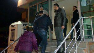 арест семьи убийцы российского посла