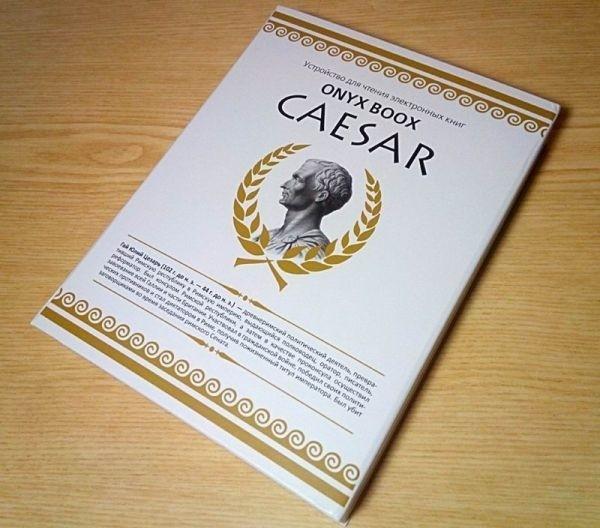 Книга ONYX BOOX Caesar