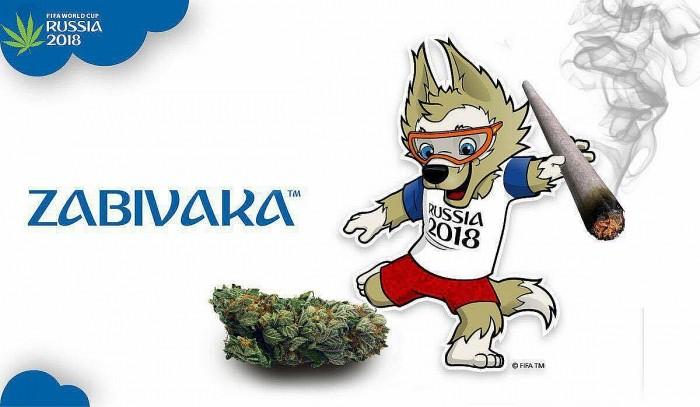 талисман ЧМ по футболу-2018