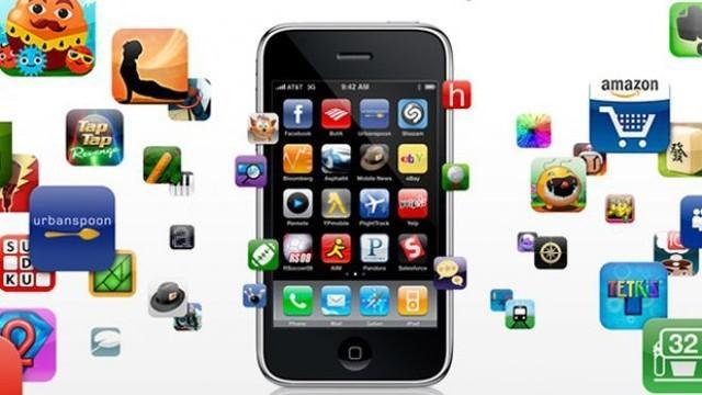 приложения и игры в iOS