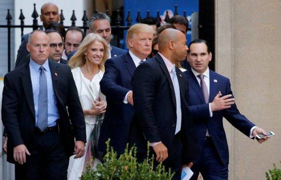 Команда Трампа