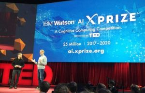 конкурс Watson AI XPRIZE