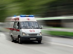 помехи скорой помощи