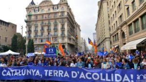 прием беженцев в Испанию