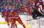 Российская сборная вернулась с Чемпионата мира по хоккею с бронзовыми медалями