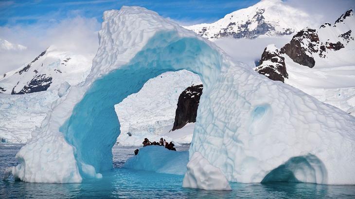 Хранители Антарктиды