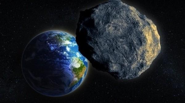 большой опасный астероид