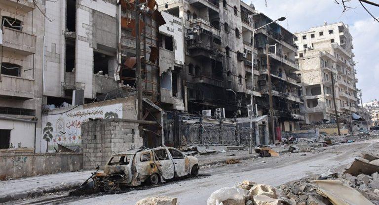 восстановление Сирии