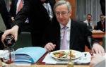 Польский депутат обвиняет Юнкера в  «алкогольной зависимости»