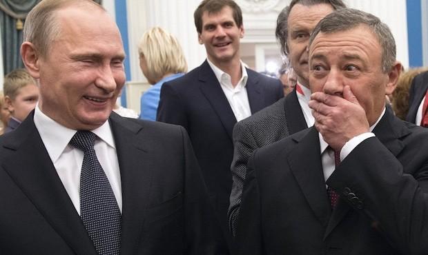 родственник президента Путина