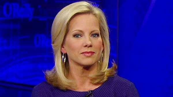 Странные глаза ведущей Fox News