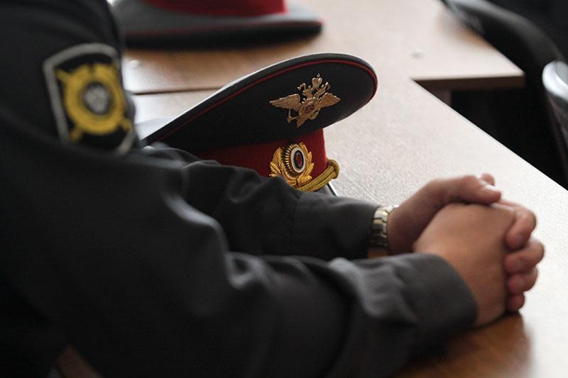 Замначальника отдела полиции отправлен под домашний арест