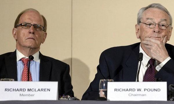 применение персональных санкций в отношении руководства WADA