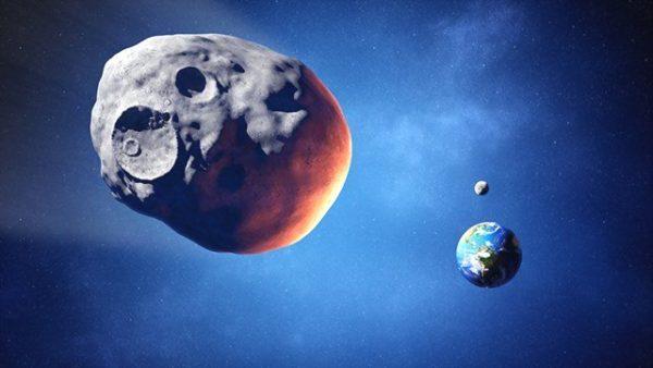 «букингемский» астероид