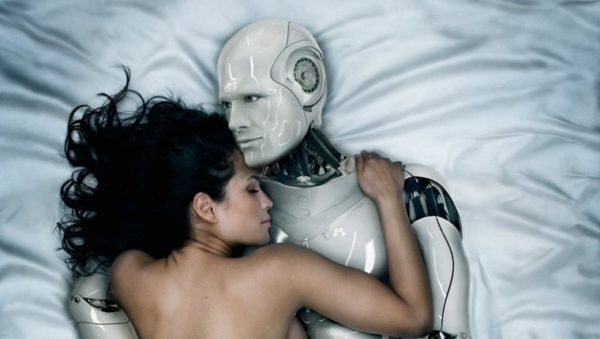 робот-любовник
