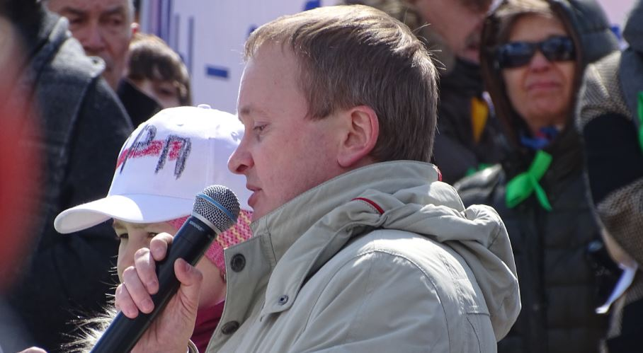 избили независимого главу совета депутатов Куркино