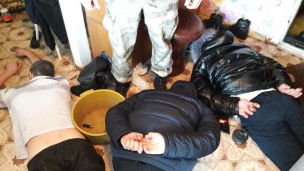 в Москве ликвидированы наркопритоны