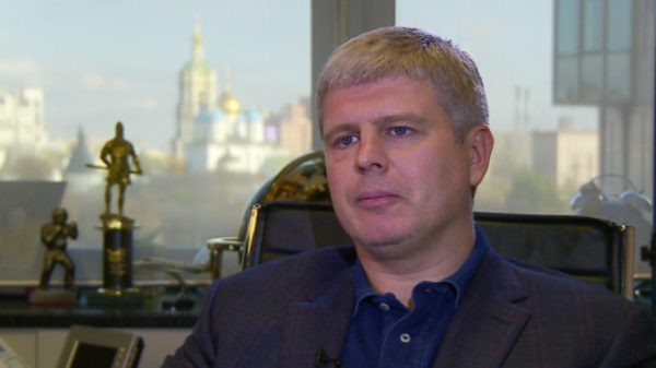 Основатель ГК «МИЦ» Андрей Рябинский