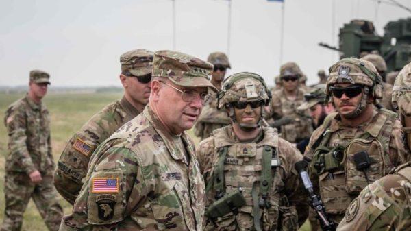 НАТО в ответ усиливает сдерживание РФ