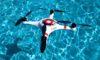 Flimmer - универсальный беспилотник, способный летать, плавать и нырять